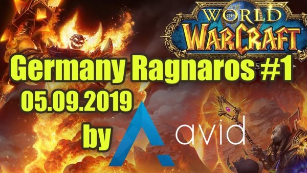WoW Classic: Gilde Avid mit German First Kill von Ragnaros