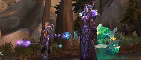 World of Warcraft - Diese Artefakt-Fähigkeiten und Legendary-Effekte bleiben in BfA