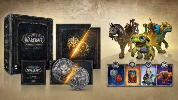 Battle for Azeroth Collector's Edition