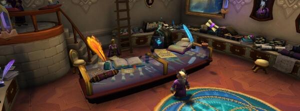 World of Warcraft - Dunkelmond-Kartensets in Battle for Azeroth
