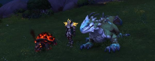 World of Warcraft - Übersicht aller neuen Jäger-Begleiter in Battle for Azeroth