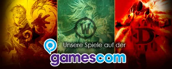 Blizzard auf der gamescom 2013