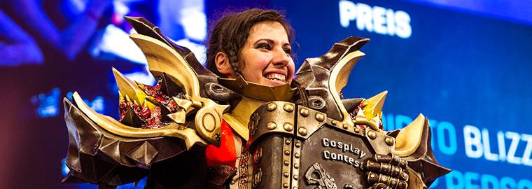 World of Warcraft - Gamescom 2018: Anmeldung für Blizzards Cosplay- oder Tanzwettbewerb