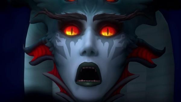 World of Warcraft - Finaler Trailer vom Ewigen Palast