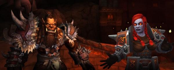 World of Warcraft - Freischaltung von Orcs der Mag'har und Dunkeleisenzwergen