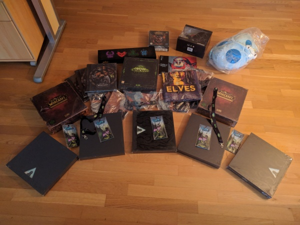 World of Warcraft Gewinnspiel