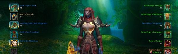 World of Warcraft - Spieler Gingi - World-First Stufe 120 nach knapp 5 Stunden