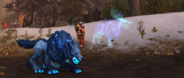 World of Warcraft - Jäger freut euch: Hati wird in Zukunft zurückkommen