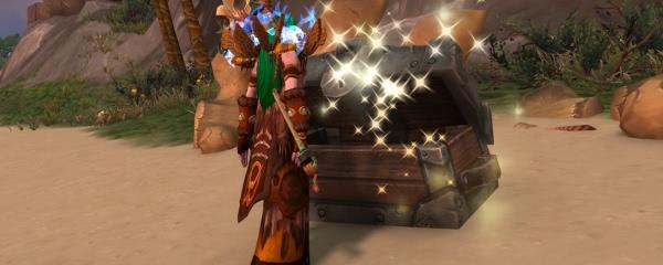 World of Warcraft - Das neue Benutzerinterface vom Herz von Azeroth