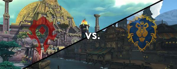 Horde versus Allianz