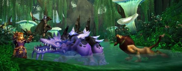 World of Warcraft - Freischaltungsplan für Battle for Azeroth