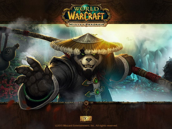 Mists of Pandaria Beta Open, get your first look at your Pandaren!