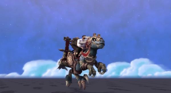 World of Warcraft - Grabschleicher als Reittier in Königsruh erbeuten