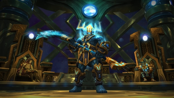 World of Warcraft - Mythisch in Antorus jetzt auch serverübergreifend möglich