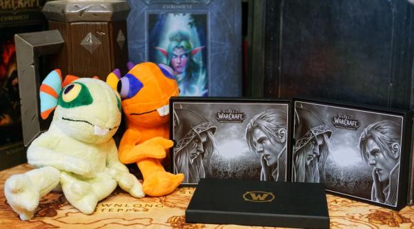 World of Warcraft - Blizzard verlost Schokoladentafeln zu World of Warcraft