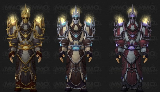 Priester Tier 13 Set