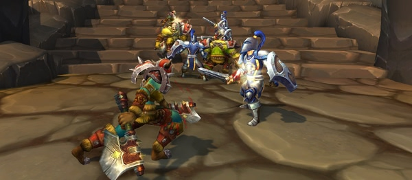 PvP-Ränge in Battle for Azeroth