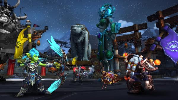 World of Warcraft - Prestige Stufen Statistik: So viele Spieler haben Ehrenpunkte gefarmt