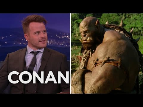 Warcraft Film: Interview mit Robert Kazinsky
