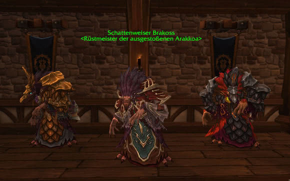 wow wo sind die r stmeister in warlords of draenor. Black Bedroom Furniture Sets. Home Design Ideas
