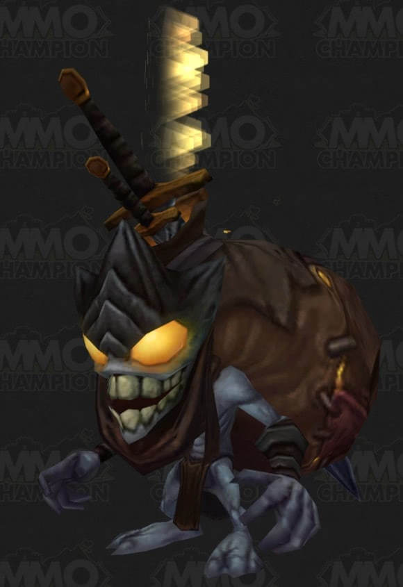 Schatzgoblin Haustier in World of Warcraft