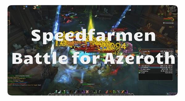 World of Warcraft - Battle for Azeroth: So funktioniert das Speedfarmen von Instanzen