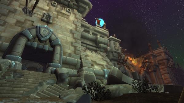 World of Warcraft - Updates von Lordaeron und Tirisfal nach dem Kampf um Lordaeron