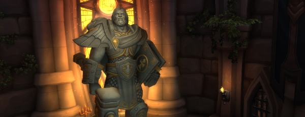 World of Warcraft - Uther's Grabmal wird in Battle for Azeroth überarbeitet
