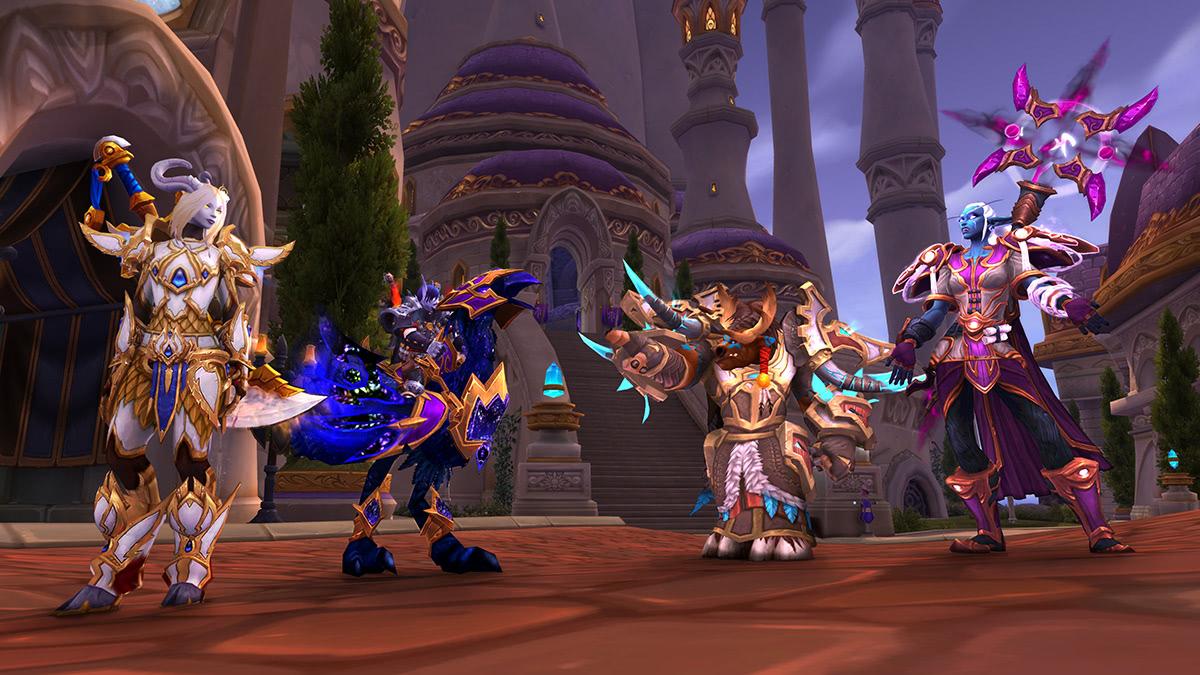 Blizzard gewährt bis 18. Mai einen 100% Ruf-Buff in World of Warcraft