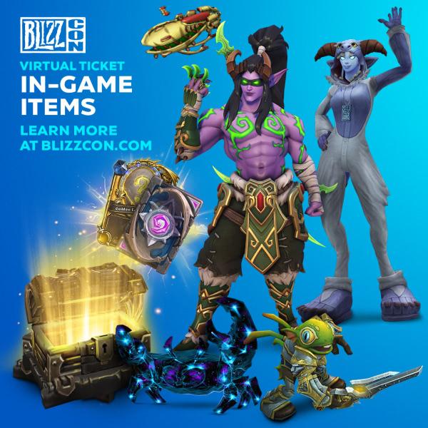 BlizzCon 2019: Laut J. Allen Brack wird es die beste BlizzCon