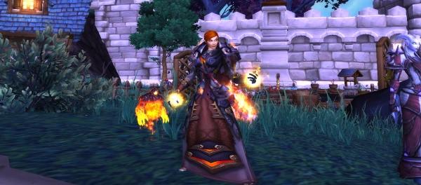 World of Warcraft - Anpassungen an Blutelf- und Menschen-Volksfähigkeiten in BfA