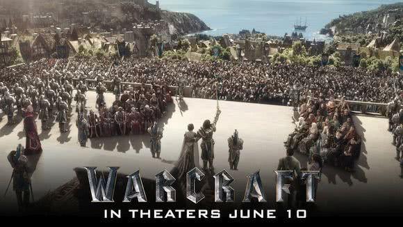 Neuer TV-Spot für den Warcraft Film