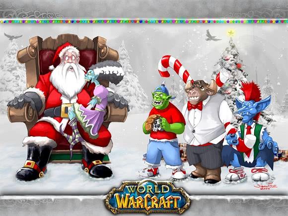 4Fansites wünscht frohe Weihnachten