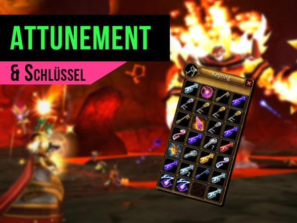 WoW Classic: Attunement Guide - So bekommt ihr Schlüssel für alle Dungeons
