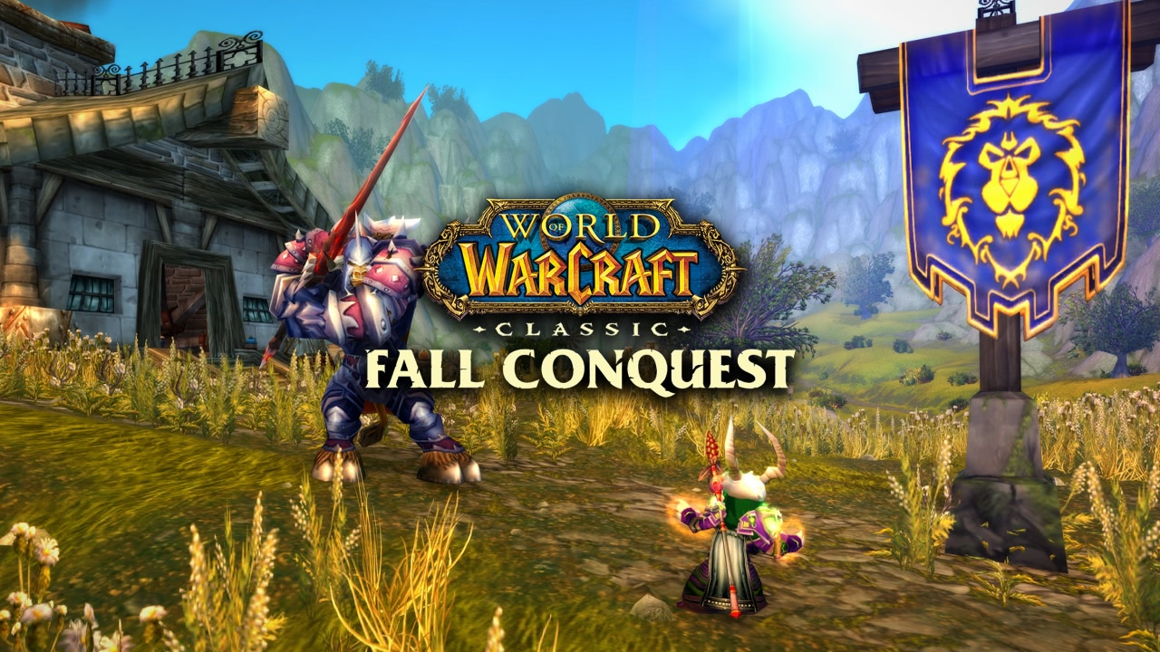 World of Warcraft Classic Fall Conquest angekündigt