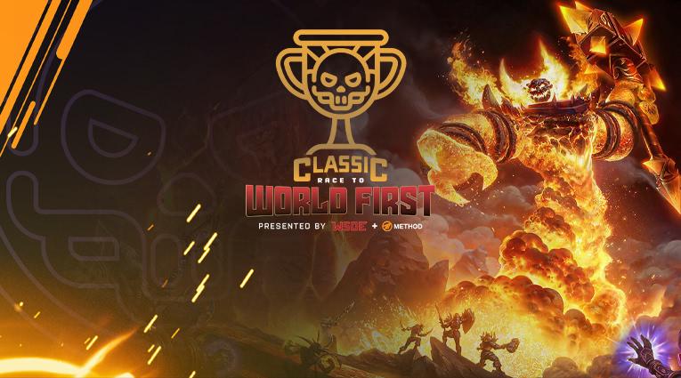 Level 60 World First Rangliste für WoW Classic