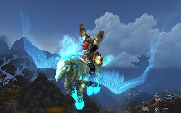 Fliegen in Legion