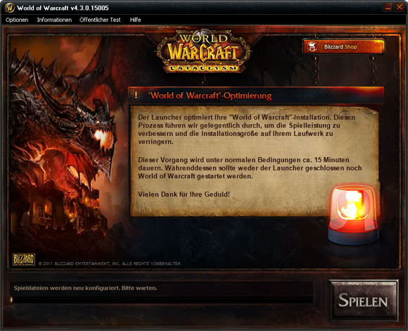 world of warcraft burning crusade client 5991