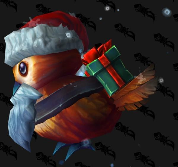 WoW Patch 8.3: Pepe mit Weihnachtsverkleidung entdeckt