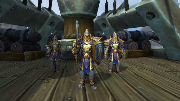 Battle for Azeroth: Kriegskampagne der Allianz