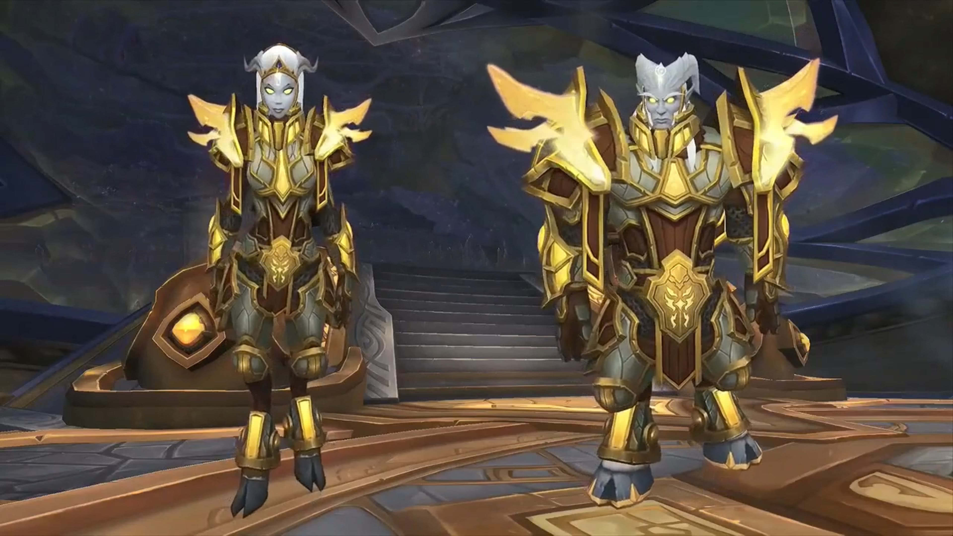 neue spielbare v lker in battle for azeroth. Black Bedroom Furniture Sets. Home Design Ideas