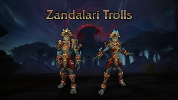 World of Warcraft - Unmut über Volksfähigkeiten der Zandalaritrolle