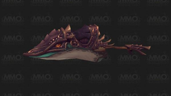 World of Warcraft - Angler-Reittier Großmeerrochen in Battle for Azeroth