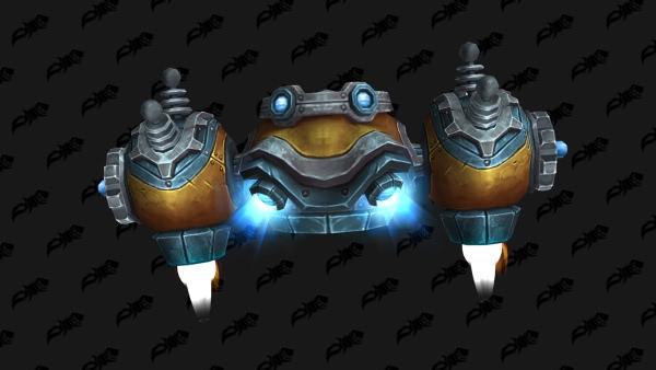 World of Warcraft - Guide für Lufteinheit R-21/X - Hard Mode in Operation: Mechagon