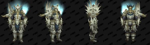 World of Warcraft - Neue Sets mit Set-Boni in der Schlacht von Dazar'alor