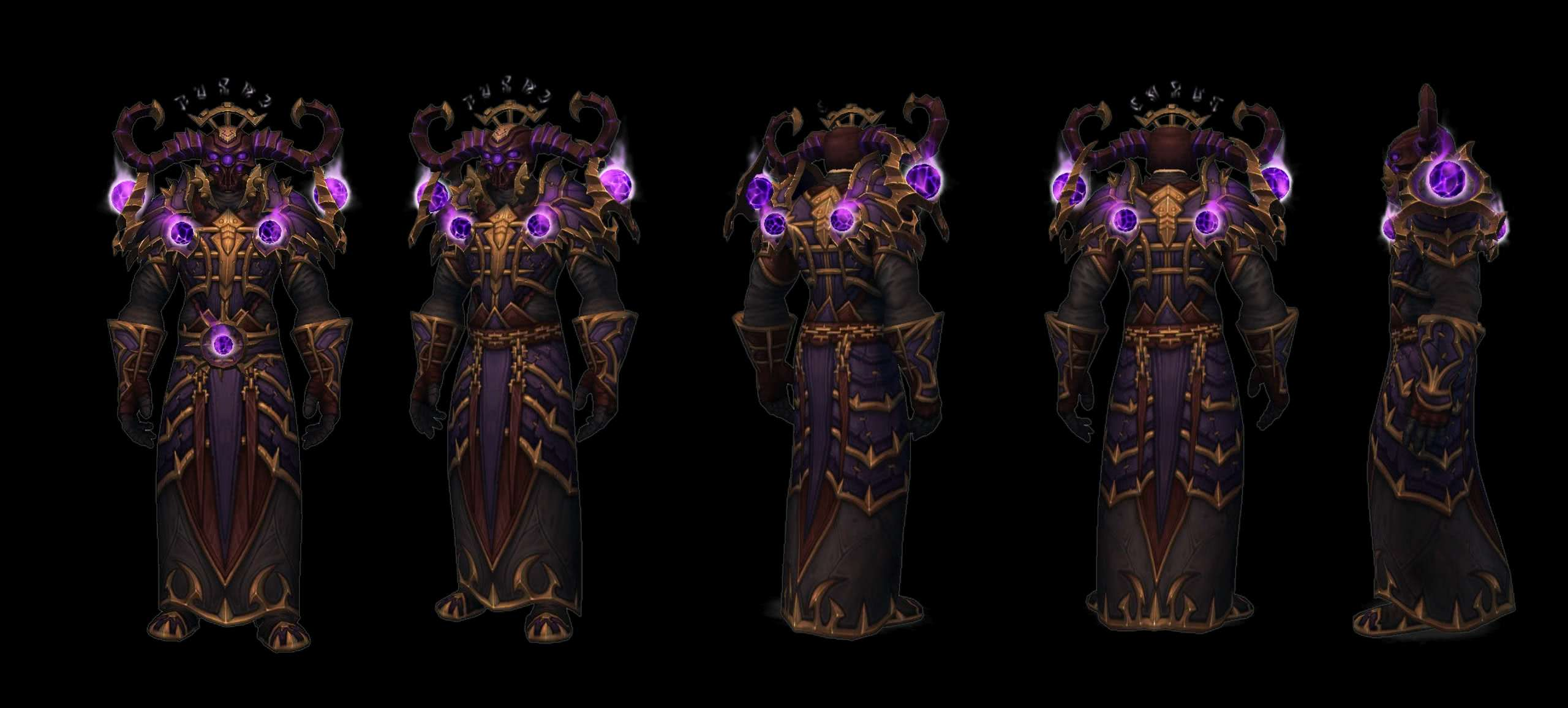 Best Crafted Gear For Shadow Priest Legion