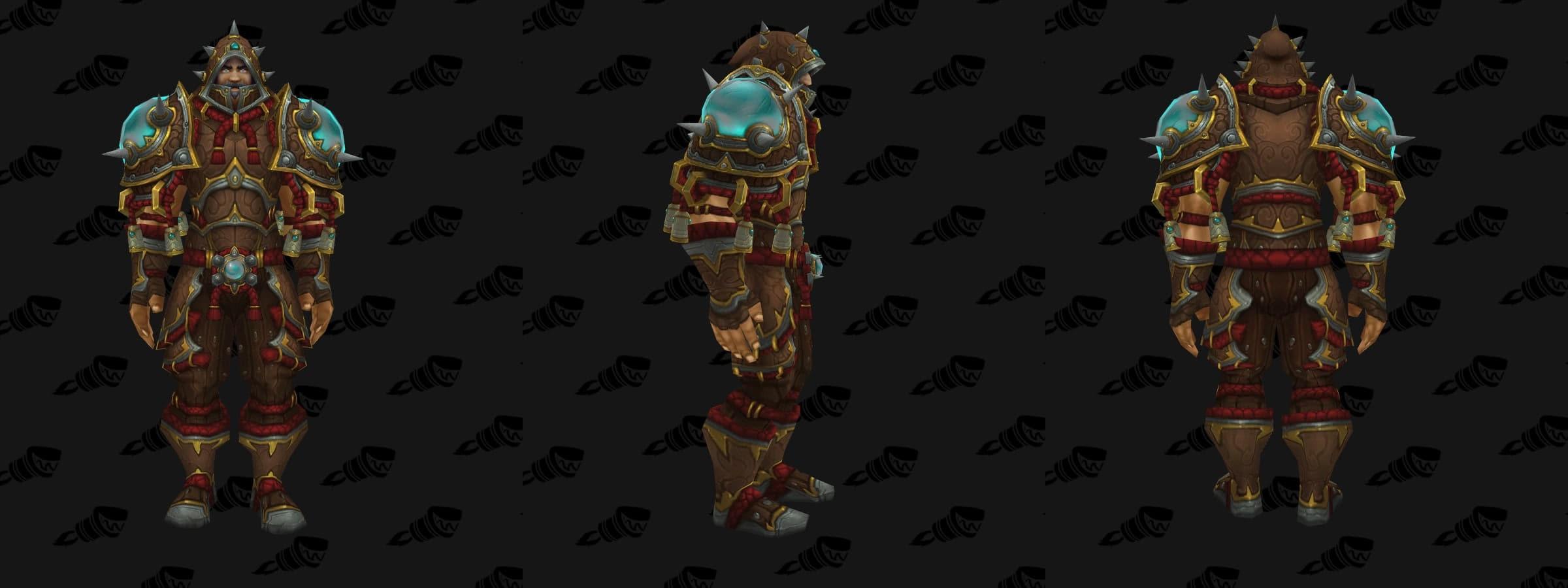 Orc Warcraft  Build Order