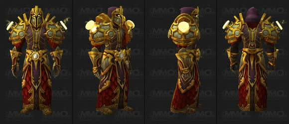 Tier 19 Set vom Paladin