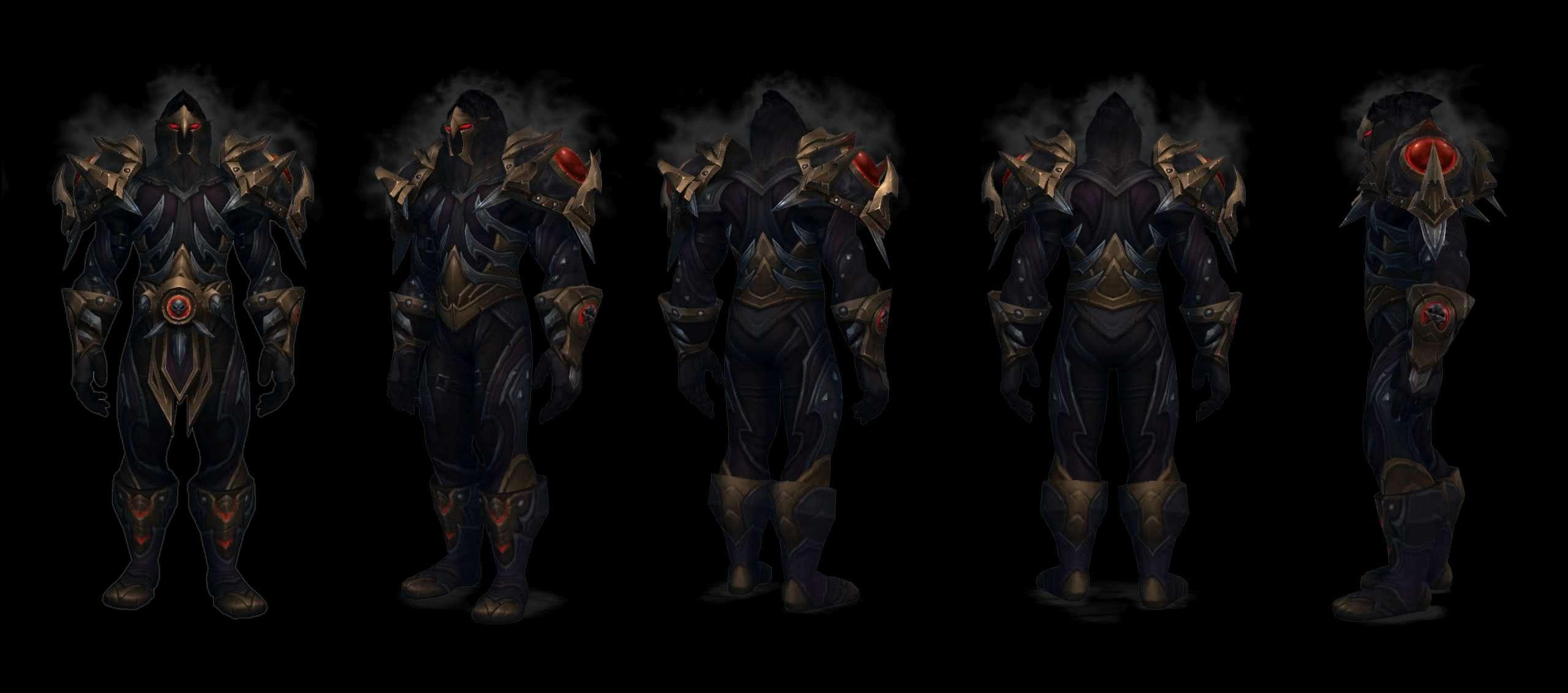 Crafted Armor Wow Legion