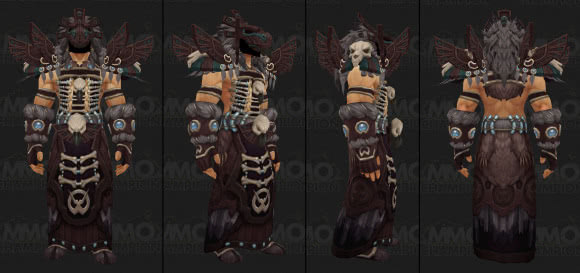 Druide Tier 20 Set